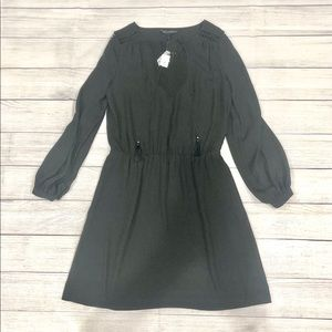 NWT WHBM peasant blouson dress